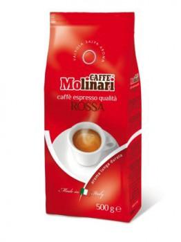 Caffe Molinari Rossa/Classico (500g Bohnen)