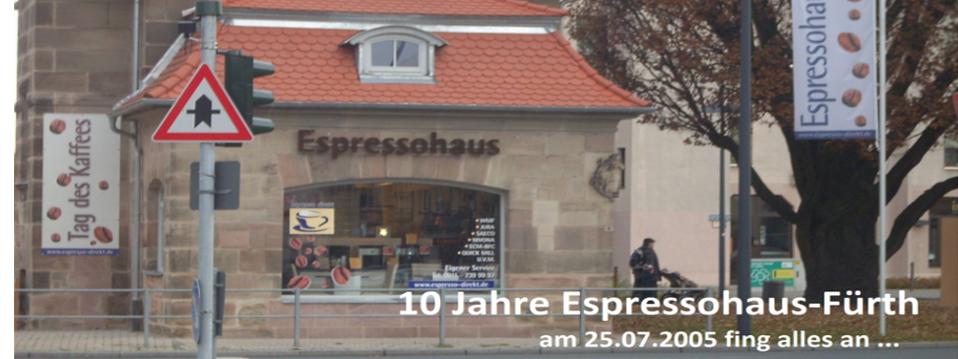 13 Jahre Espressohaus