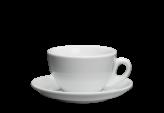 Cappuccinotasse Roma (Weiß)