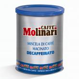 Molinari Cinque Stelle Entkoffeiniert (250g gemahlen)