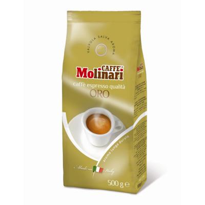Caffe Molinari Espresso Oro (500g Bohnen)