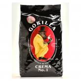 Gorilla No. 1 Crema (1000g Bohnen)